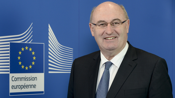 Phil Hogan, Commissario europeo per l'agricoltura e lo sviluppo rurale