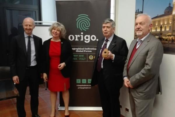 La presentazione di OrIGo 2018